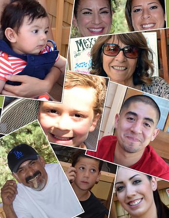 15-8-23  Wrightwood Vince, Yolanda & Family