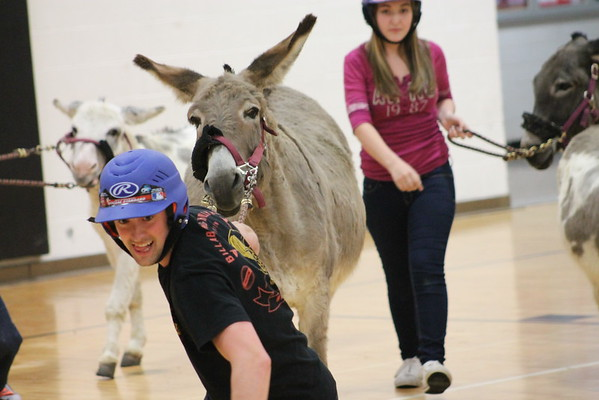 '15  Middlefield Donkey Basketball