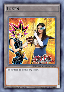 15 NYCC Yu-Gi-Oh! Cards