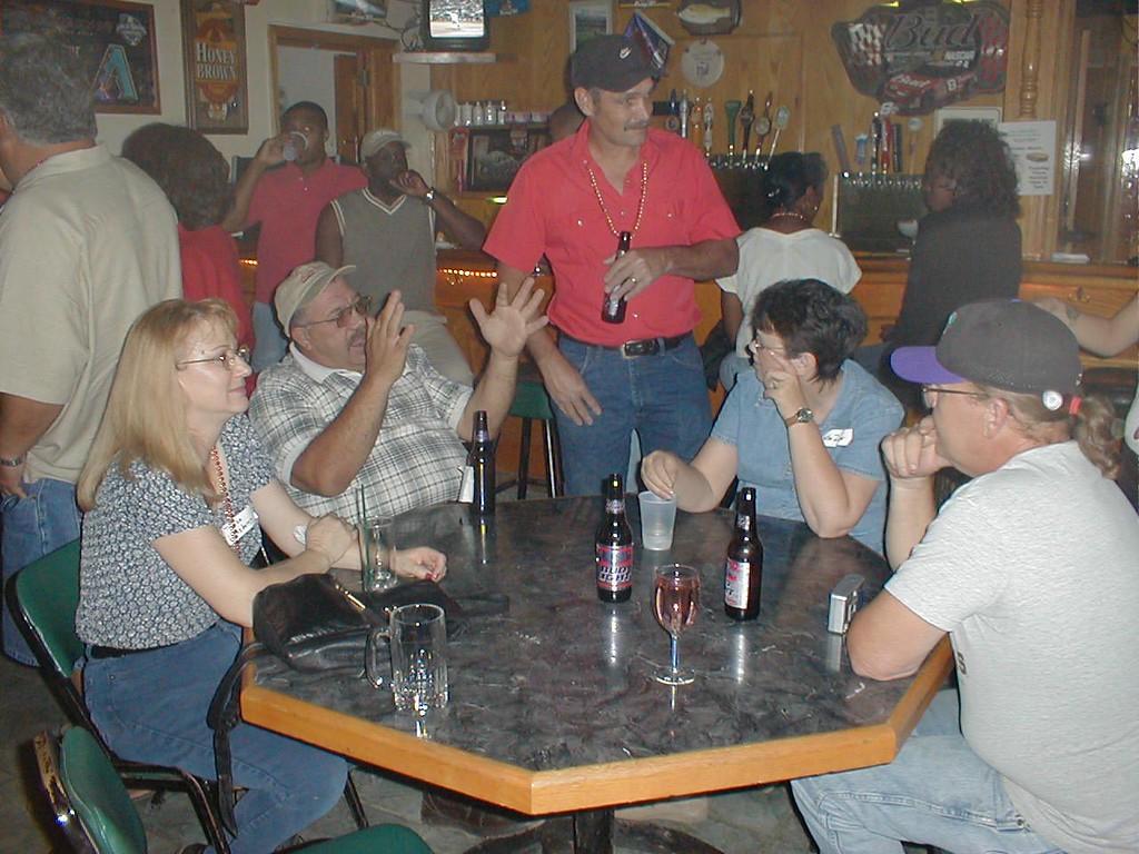 Greg and Thresa, Pete and Lita and Andy9-26