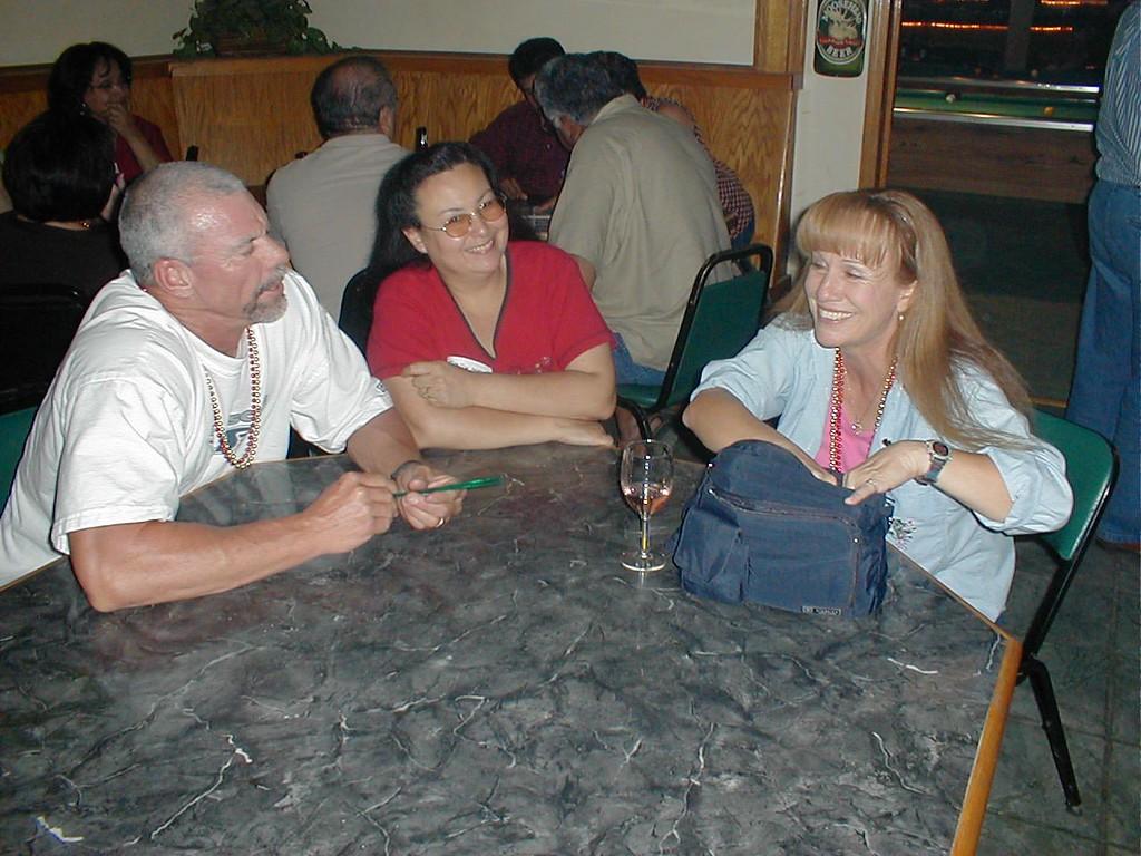 Guy, Sally and Ramona 9-26