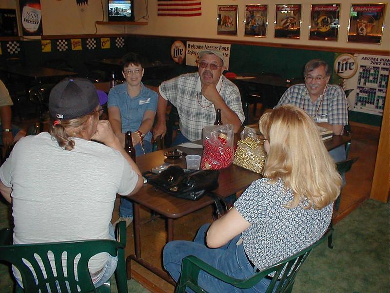 Teresa, Greg,Lita,Pete and James9-26
