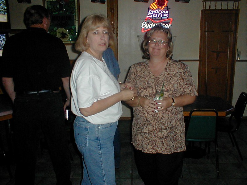 Sherry and Patty 9-26