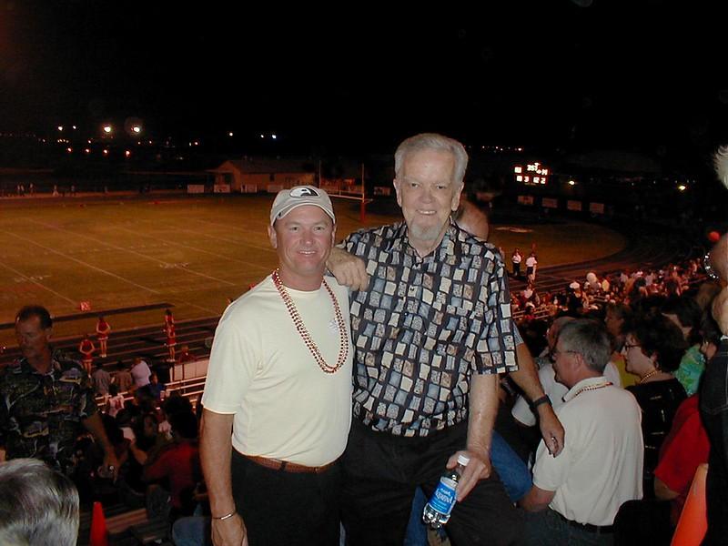 Jeff an John Faris9-26