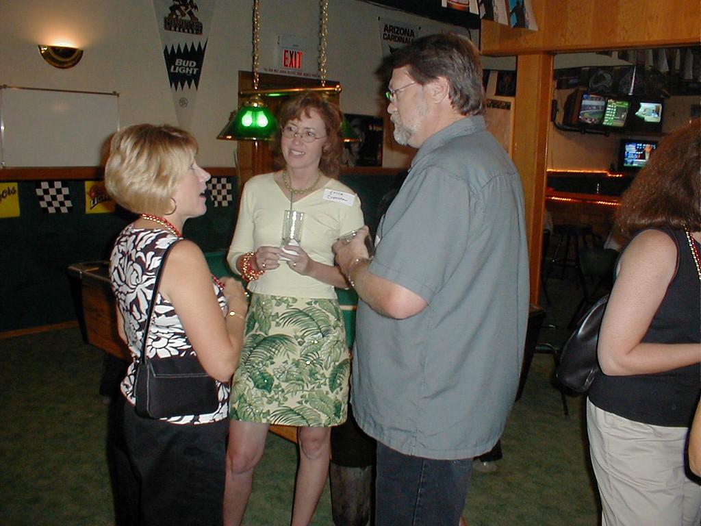 Patti, Don Crenshaw and wife 9-26
