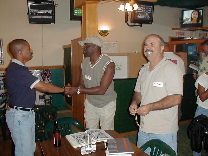 Robert,Ivory and Tony 9-26