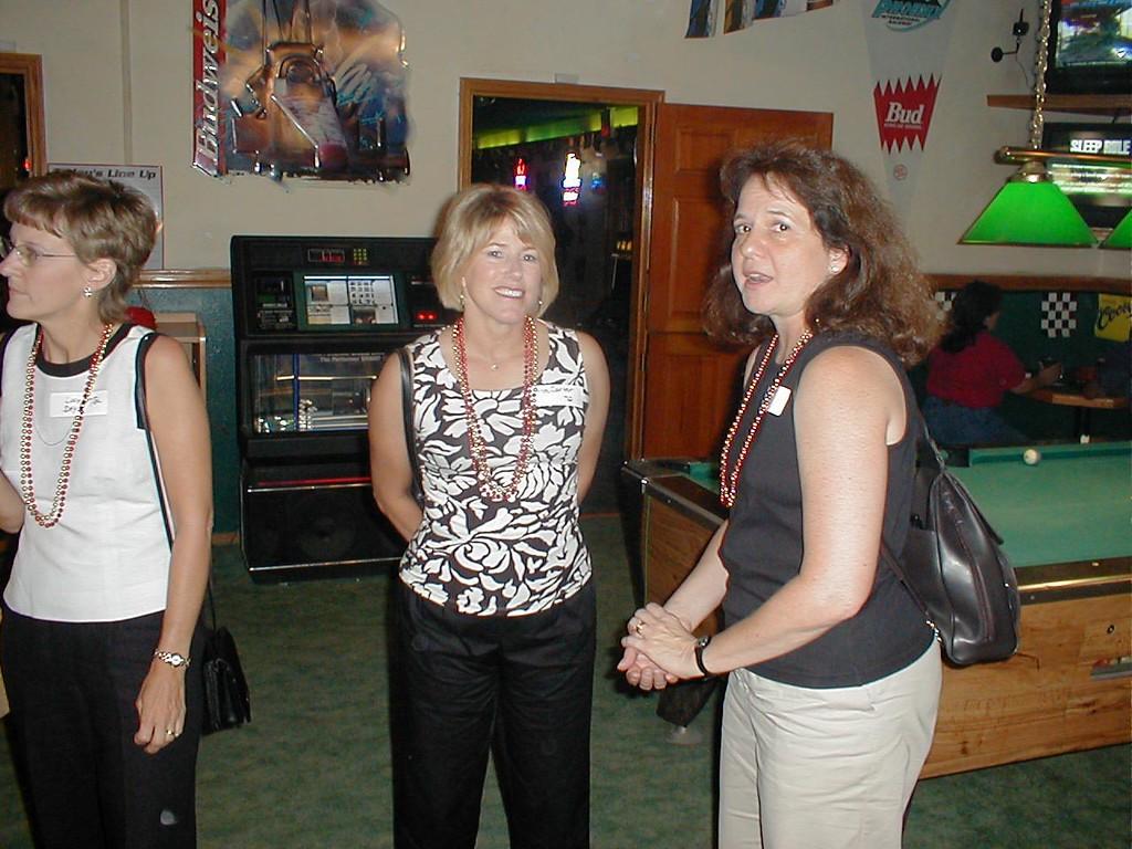 Lucy,Patti and Cheryl  9-26