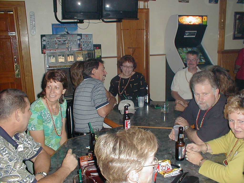 Marty, Margret, Mike, Debbie,Lucy 9-26