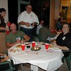 Lita, Pete, Guy, Fred at table