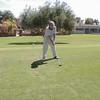 Golf-George Massey Teeing off