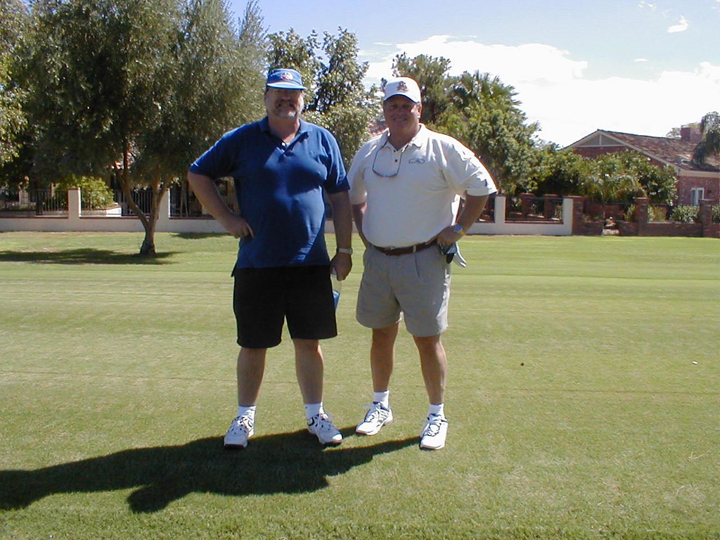 Golf-Don and Gary