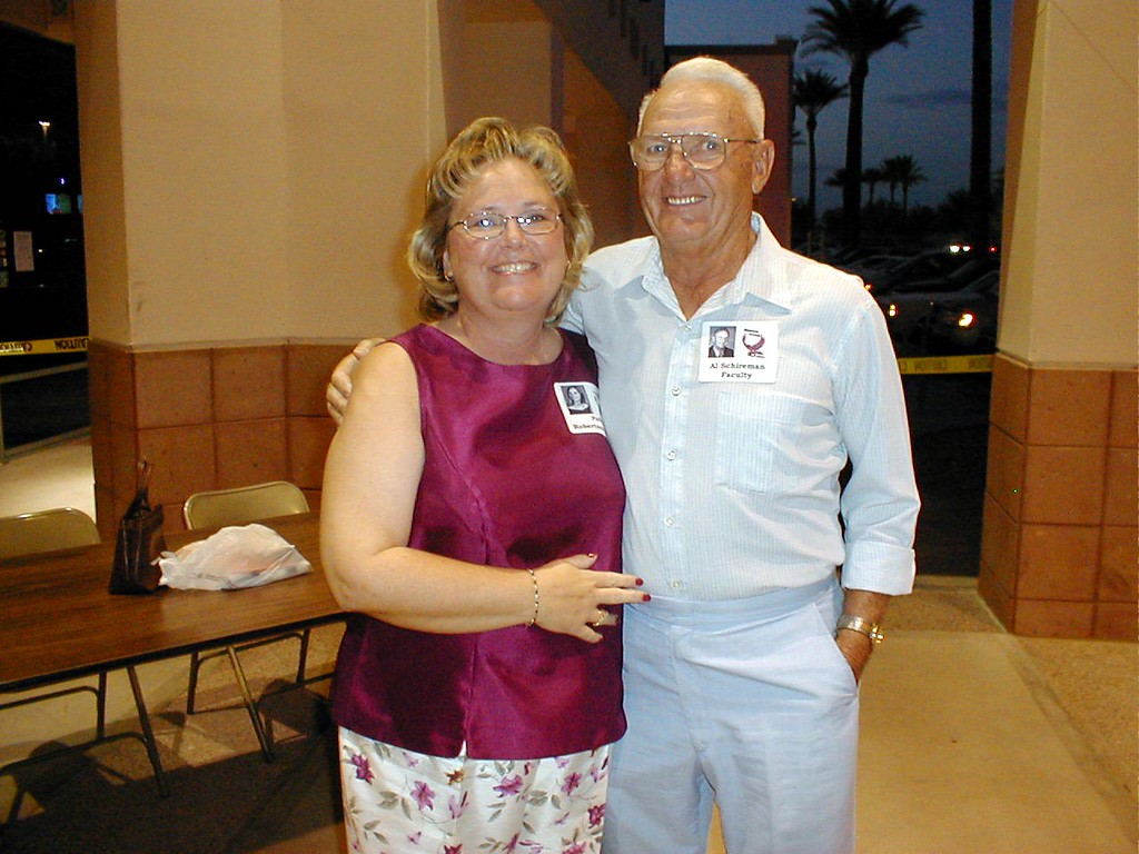 Patty and Al Schireman