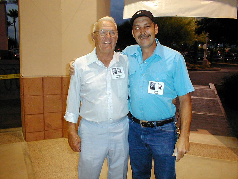 Andy and Al Schireman