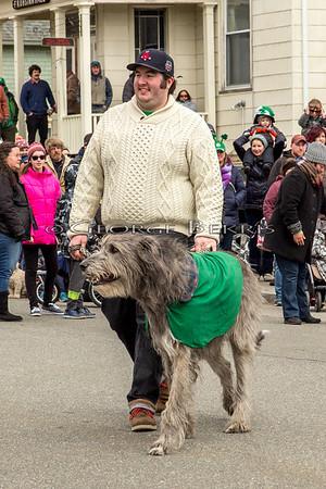 15th Annual Mystic Irish Parade