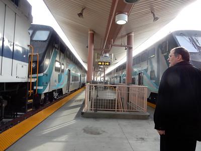 16-1-22 Train Ride w/Norma & Paul