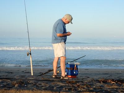 16-7-20 Fishing at Sunset Beach