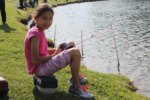 '16 Middlefield Cops N' Kids Fishing Day