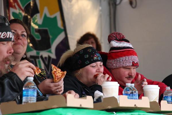 '16 Maple Festival Pizza Eating!