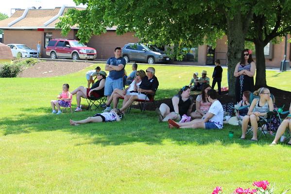 '16 Middlefield Summer Fest Parade Fun!