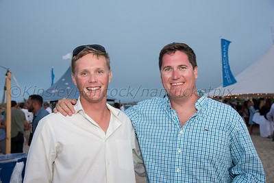 Opera House Cup Party at Jetties Beach, Nantucket, MA August 21, 2016