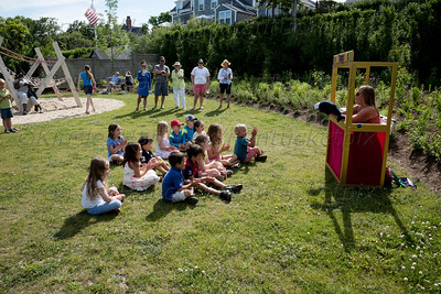 'Sconset Playground Opening Celebration, July 2, 2016
