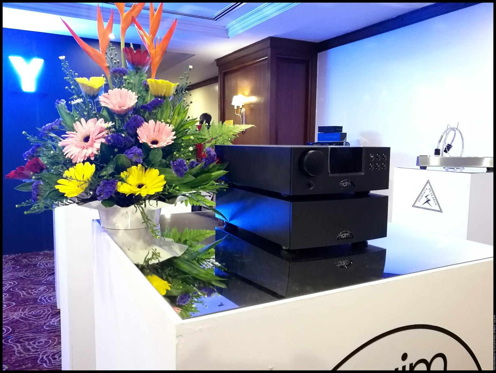 The Kuala Lumpur International AV Show 2016 JW Marriot Hotel, 22nd-24th July 2016