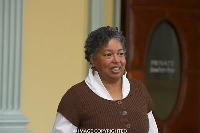 April 10, 2009. Boston, MA. The Commonwealth Seminar April 2009 Graduation.