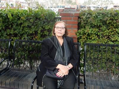 17-01-7 Train Ride w/Norma, Paul, Donna to LA Live