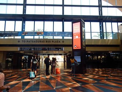 17-7-28 Train Ride to LA w/Norma & Paul