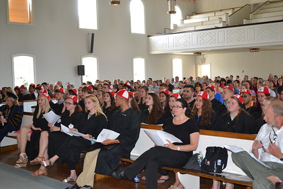 Baccalaureate Ceremony and Reception