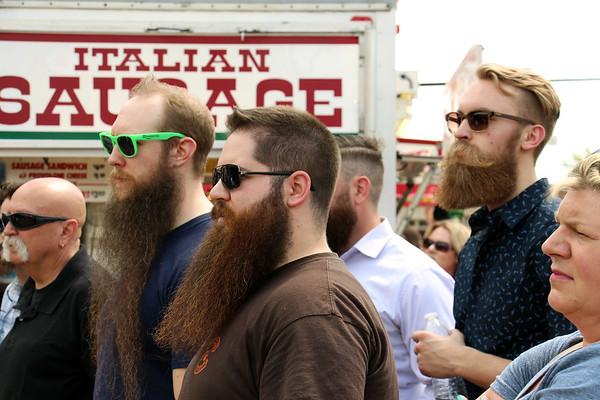 '17 Maple Festival - Beard & Moustache Contest