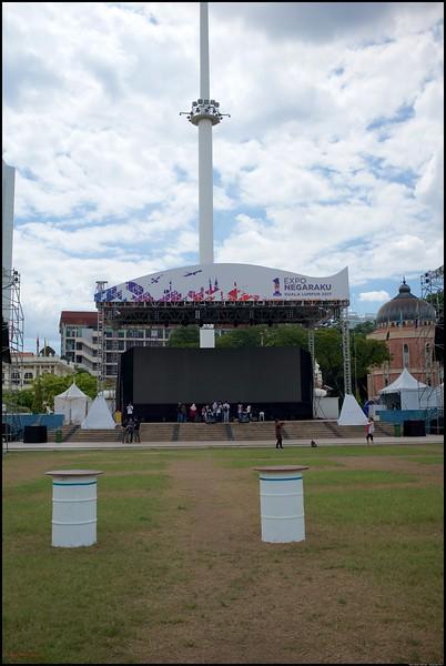 Expo Negaraku at Dataran Merdeka