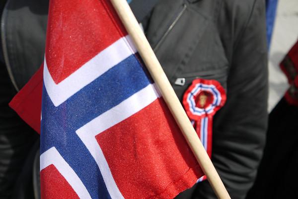 17. mai Trondheim 2011