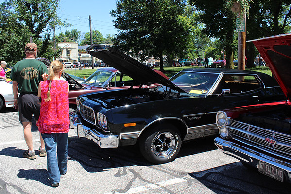 '18 Chardon Chamber of Commerce Car Show