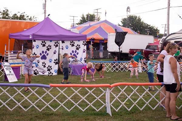 '18 Great Geauga County Fair - Sunday - Set One