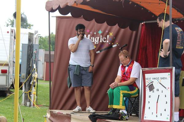 '18 Great Geauga County Fair - Thursday - Set Three