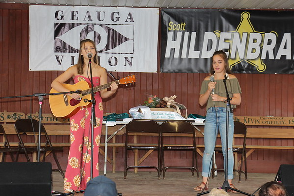 '18 Great Geauga County Fair - Thursday - Set Two