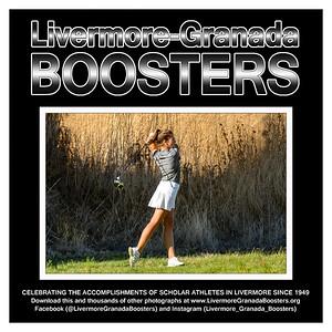 Golf GHS Women Overton 2018