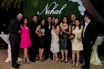 NAHAL 40TH BIRTHDAY