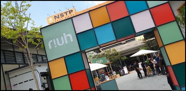 Celebrating 1 year of Riuh at APW Bangsar