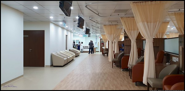 Opening of the New Chemotherapy Day Care, SJMC