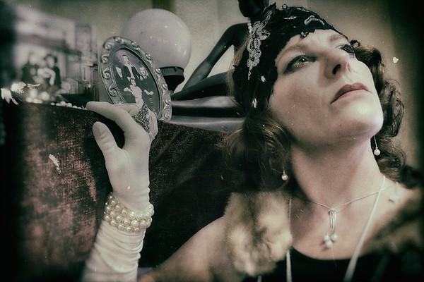 Murder Mystery, 1920s, Birthday, Flapper, Party, Becca