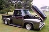 1956 F100 Ford Pickup 2