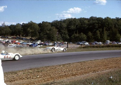 August 1964, H Modifieds at Waterford Hills