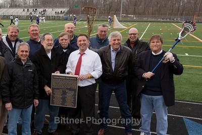 1964-66 Lacrosse Ceremony