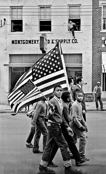 Selma to Montgomery, Alabama Civil Rights March