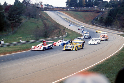 1977 Runoffs at Road Atlanta by Bob Barone