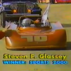 Sports 2000 winner Steven F. Glassey
