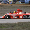 """""""Five months after his brother died in a Formula 1 crash, Jacques Villeneuve finished sixth overall and second in the under-2-liter class, piloting an Osella PA8-BMW.""""<br /> <br /> Photo from the 1982 SCCA Can Am races at Laguna Seca, CA<br /> <br /> Photo by Dan Wildhirt used with permission. <a href=""""http://photos.wildhirt.com/"""">http://photos.wildhirt.com/</a>"""