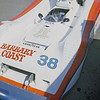 """""""Danny Johnson's Chevron B24/28-Chevy did not qualify.""""<br /> <br /> Photo from the 1982 SCCA Can Am races at Laguna Seca, CA<br /> <br /> Photo by Dan Wildhirt used with permission. <a href=""""http://photos.wildhirt.com/"""">http://photos.wildhirt.com/</a>"""